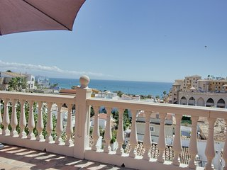 Casa Maktub with oriental flair close to the beach - Fuengirola vacation rentals