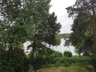 romantisches Luxusappartment direkt am See, 20 min von Berlin und Potsdam - Gross Glienicke vacation rentals