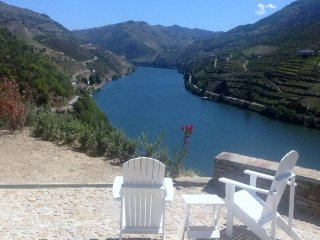 Bright Villa with DVD Player and Shared Outdoor Pool - Sabrosa vacation rentals