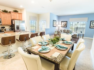 Brand New Resort Townhome, Private Pool, Near Disney, CTD4784 - Kissimmee vacation rentals