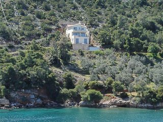 Seafront Private Villa with Stunning View! - Sofiko vacation rentals