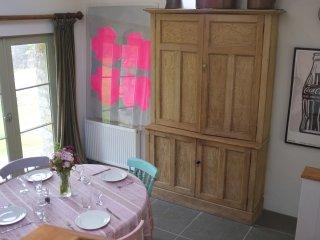 Stylish cottage near Bruton, Wells and Glastonbury - West Pennard vacation rentals