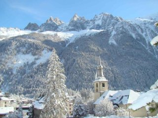 Lovely Chalet with Internet Access and Balcony - Chamonix vacation rentals