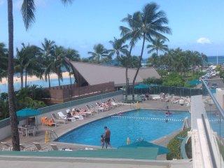 Next to Waikiki Beach, $89/nt, Pre Renovation Special: - Honolulu vacation rentals