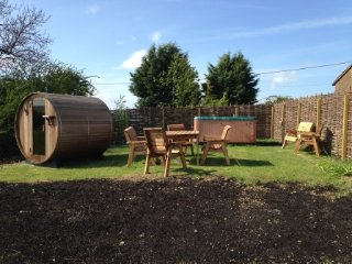 5 bedroom Shepherds hut with Parking in Maidwell - Maidwell vacation rentals