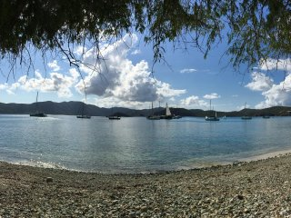 Walk to the Beach from your Quiet Cottage - Virgin Islands National Park vacation rentals