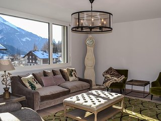 "NEW! Alpine Chic luxury apartment Aletsch Arena ""Alana"" - Fiesch in Valais vacation rentals"
