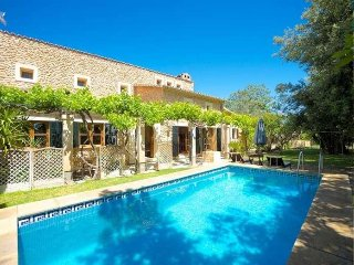 Beautiful villa in the heart of Mallorca with private pool. wifi - Inca vacation rentals