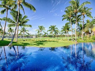 Waikoloa Beach Resort-Fairway Villas-Ground Floor-Stunning Views - Walk To Beach - Waikoloa vacation rentals