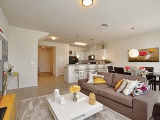 Compass Bay - 4BD/3.5BA Town Home - Sleeps 9 - Gold - RCB4957 - Kissimmee vacation rentals
