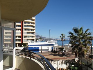 Right on the Beach! 2 bedroom 2 bathroom charming apartment - Fuengirola vacation rentals