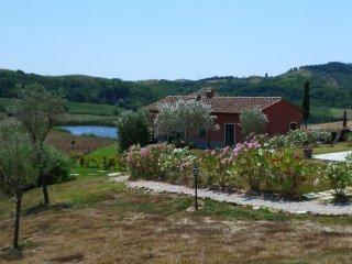 Le Ripe-Castelfalfi, Toscane-maison individuelle - Castelfalfi vacation rentals