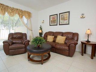 Windsor Hills   Town Home 3Bedroom/3Bathroom   Sleeps 6   Gold - RWH373 - Kissimmee vacation rentals