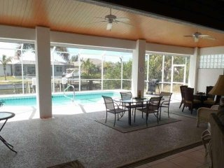 Gulf Access SW Cape Home with Sparkling Pool - Cape Coral vacation rentals