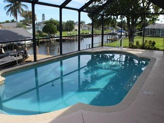 Gulf Access South East Canal Home - Cape Coral vacation rentals