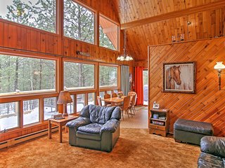 New! 3BR Rapid City Cabin w/ Wrap-Around Deck! - Hill City vacation rentals