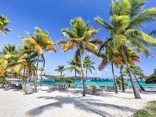NEW! 2BR St. Thomas Condo - Directly on the Beach! - Saint Thomas vacation rentals