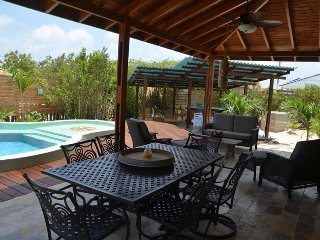 Casa Verde - Lovely villa with private pool and fabulous outdoor living space - Kralendijk vacation rentals