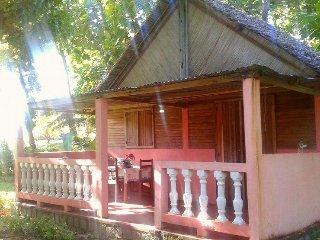 Maison meublée et équipée avec jardin sur l'île Sainte-marie - Ile Sainte-Marie (Nosy Boraha) vacation rentals