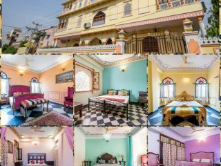 """""""Court Shekha""""- A Regal Home in the Pink City! - Jaipur vacation rentals"""