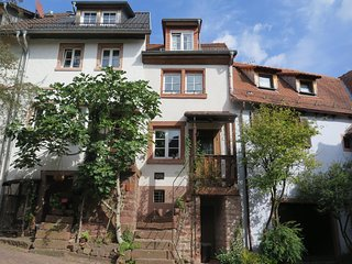 """Historisches Ferienhaus """"Veste Dilsberg"""" bei Heidelberg - Neckargemund vacation rentals"""