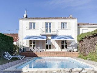 Maison avec piscine dans quartier paisible - Bordeaux vacation rentals