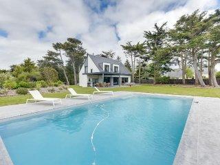 Belle maison, piscine et plage à pied à Piriac-sur - Piriac-sur-Mer vacation rentals