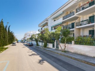 867 Apartment with Panoramic Roof and Sea View in Otranto - Otranto vacation rentals