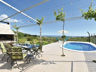 "Holiday house with pool and sea view ""APARTMAN RUPOTINA"" - Solin vacation rentals"