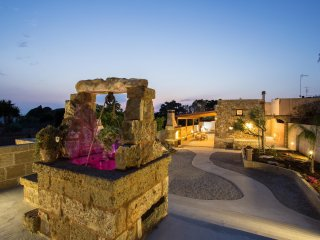 Nice Trullo with Television and Patio - Torre Suda vacation rentals