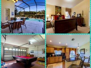 Hawks Nest Villa - Disney Area with Saltwater Pool - Clermont vacation rentals