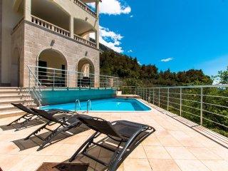 Private Villa with panoramic view at sea MABRDO - Makarska vacation rentals