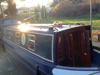 1 bedroom Narrowboat with Television in East Farleigh - East Farleigh vacation rentals