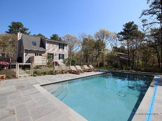 Beautiful Cape with Pool and Air Conditioning Close to Town - Edgartown vacation rentals