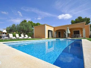 Stone covered house in Cala Pi for 8 people. - Llucmajor vacation rentals