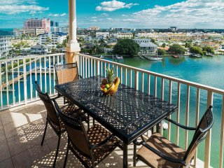Harborview Grande 802 Luxury Waterfront Penthouse/ Just steps to the White - Clearwater Beach vacation rentals