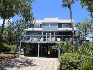 """202 Jungle Rd - """"Treasure Chest"""" - Edisto Beach vacation rentals"""