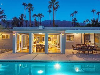 The Quintessential at Deepwell - Very Private Pool Yard! - Palm Springs vacation rentals