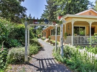 NEW! 1BR Occidental Cottage Surrounded by Nature! - Occidental vacation rentals