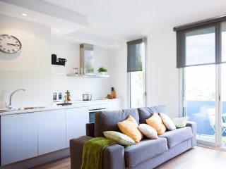 Poblenou Beach one bedroom apartment - Barcelona vacation rentals