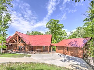 New! Private 2BR Cabin w/ Views of Beaver Lake! - Eureka Springs vacation rentals