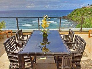 NEW! 2BR Princeville Condo w/ Ocean Views! - Princeville vacation rentals