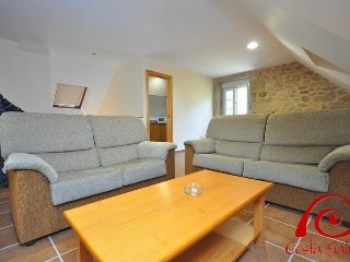 2 bedroom Apartment with Television in Outes - Outes vacation rentals