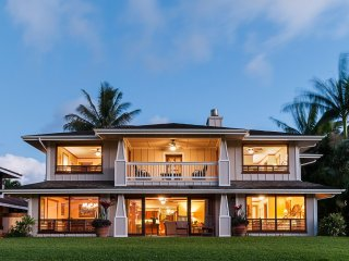 Waioha-- Luxury for Families, Golfers and Weddings - Princeville vacation rentals