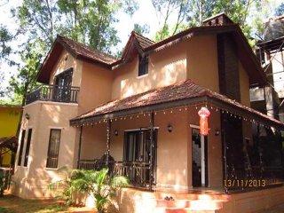 3 Bedroom Bungalow in Panchgani, Maharashtra - Panchgani vacation rentals
