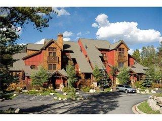 Keystone Colorado | 1841 Seasons Town Homes | 2 Bedroom 2 Bath |Lakeside Village - Keystone vacation rentals