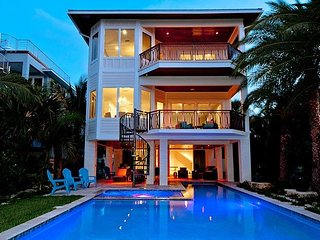 Jewel of the Bay: 4BR INCREDIBLE Waterfront Home - Anna Maria vacation rentals