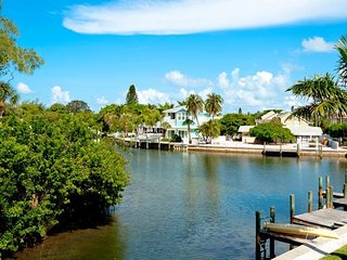 Little Slice of Paradise: 2BR Canal-Front Condo - Anna Maria vacation rentals