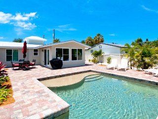 Beach Walk: 2BR Family-Friendly Pool Home on Canal - Anna Maria vacation rentals