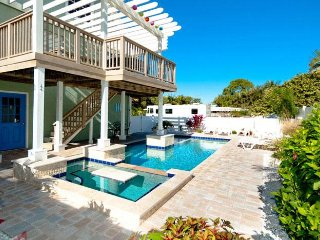 AMI Retreat: 3BR Pool Home 200 Steps from Beach - Anna Maria vacation rentals